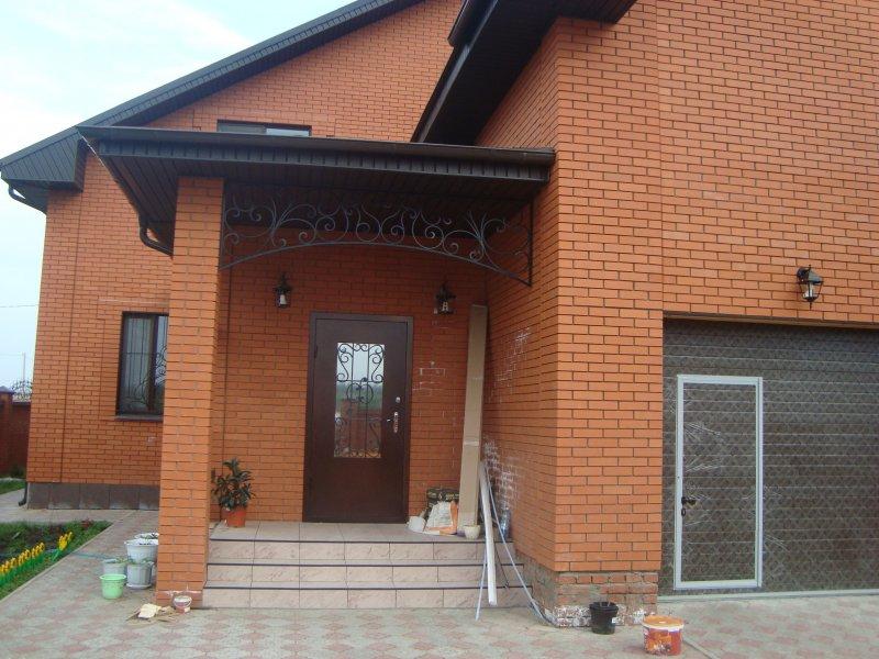 Дизайн отделка фасадов домов